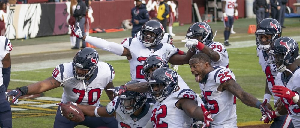 Houston Texans To Celebrate Fantennial Season With Ticket Giveaway