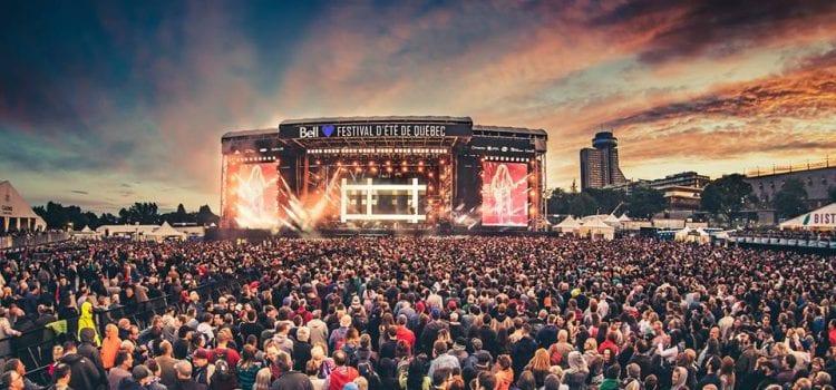 Mariah Carey, Blink-182 To Headline Festival d'ete de Quebec