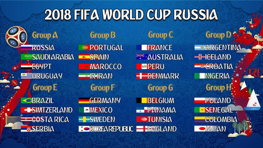 0d55dee1f1f FIFA Reveals New Design For 2018 World Cup Tickets
