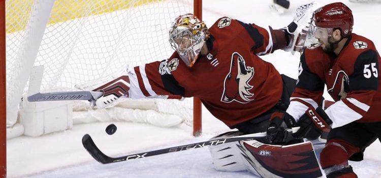 Arizona Coyotes Hockey Headlines Wednesday Tickets On Sale
