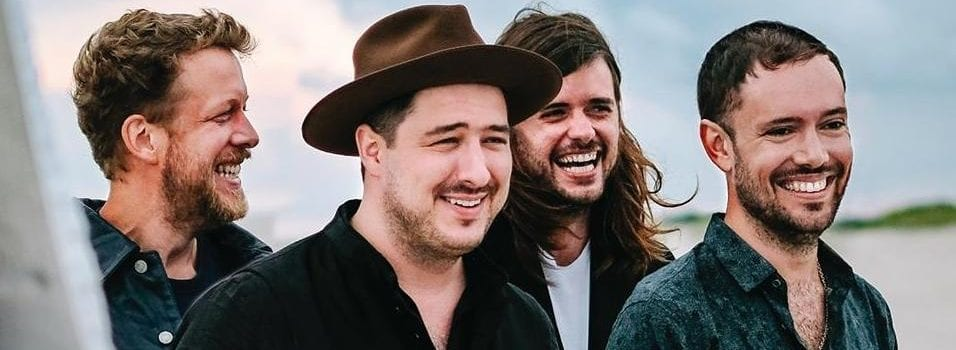 Mumford and Sons To Play At New Cancun Concert Vacation