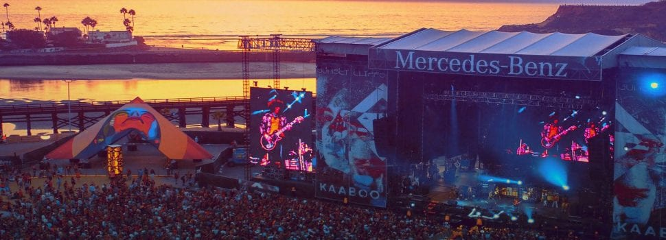 Kaaboo Festival To Head South For Inaugural Event In Texas