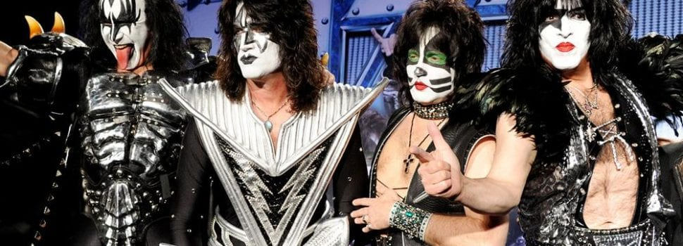 Kiss Reveals Second Leg of North American 'End of the Road' Tour