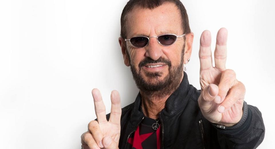Ringo Starr And His All Star Band Plot 2020 North American ...