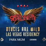 Aerosmith Extend 'Deuces Are Wild' Las Vegas Residency