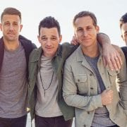 O.A.R. Plots 'The Mighty Fall Tour' This Fall
