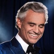 Andrea Bocelli, San Francisco Symphony Headline Monday Best-Sellers