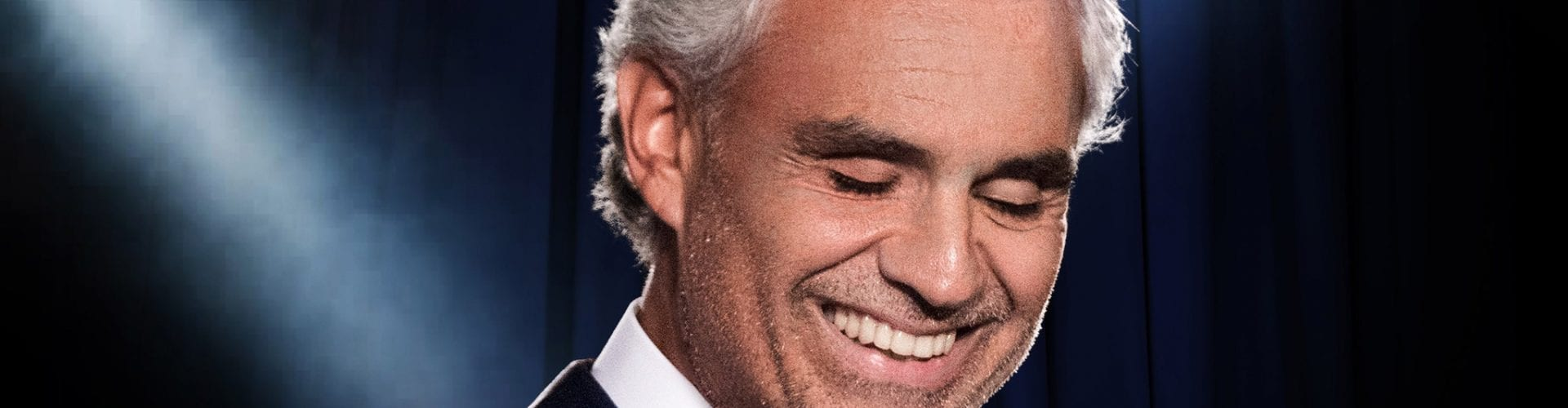 Andrea Bocelli To Play U.S. Arena Tour This December