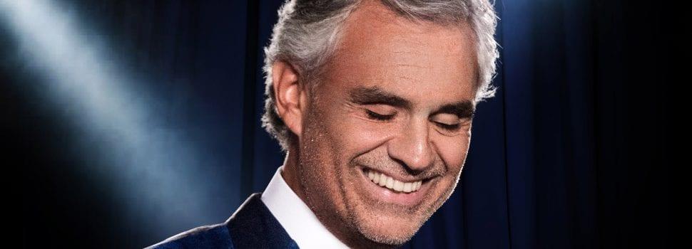 Andrea Bocelli, San Francisco Symphony Headline Monday Best-Sellers