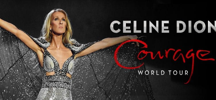 Celine Dion Dominates Monday Best-Selling Events