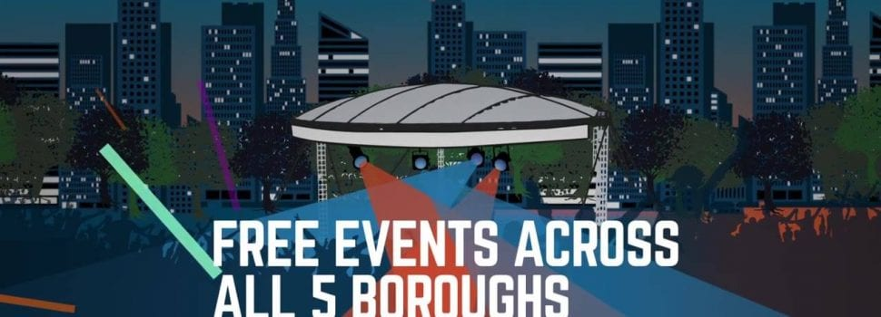 New York City SummerStage Concert Series Revealed