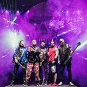 Five Finger Death Punch Reveal Headlining U.S. Tour