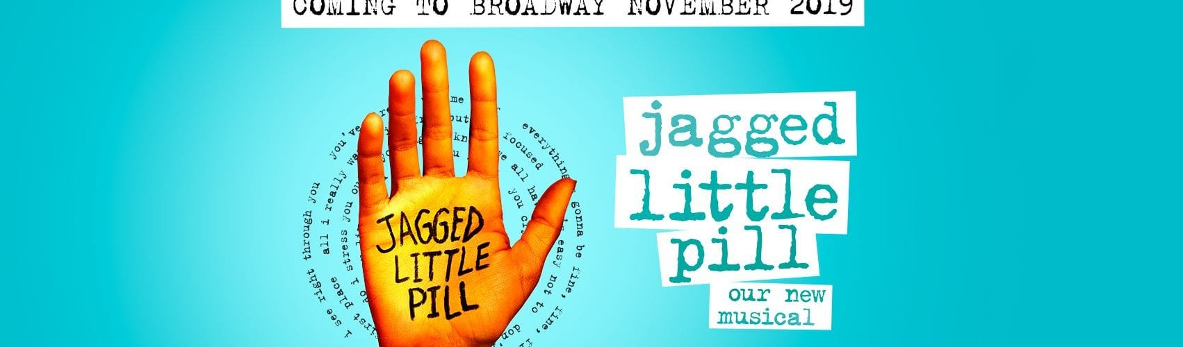Alanis Morissette's 'Jagged Little Pill' Musical To Hit Broadway This Fall