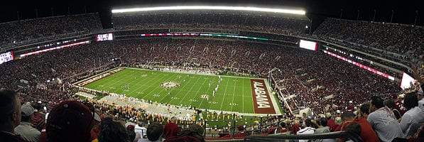 Alabama Wants Students To Exchange Their Privacy For CFP Tickets