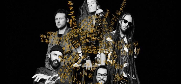 Incubus Plots 20-Year Anniversary Tour To Commemorate 'Make Yourself'