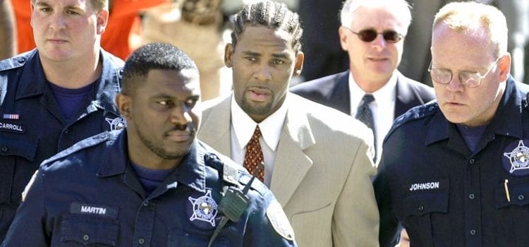 R. Kelly Pleads Not Guilty To 10 Counts of Sexual Abuse