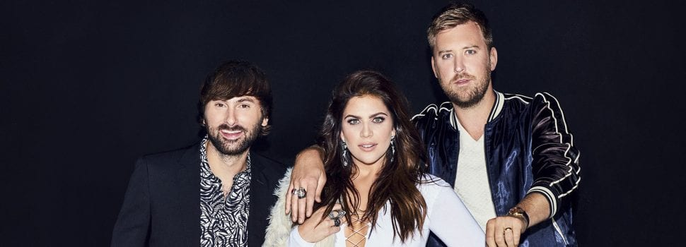 Lady Antebellum Michigan Show Cancelled This Summer