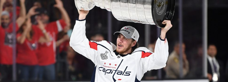 Washington Capitals Win Stanley Cup Finals, Take Top Spot On Thursday Best-Sellers