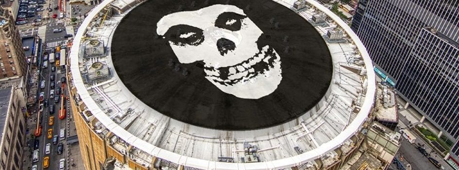 Misfits To Play Special MSG Halloween Show With Rancid, The Damned