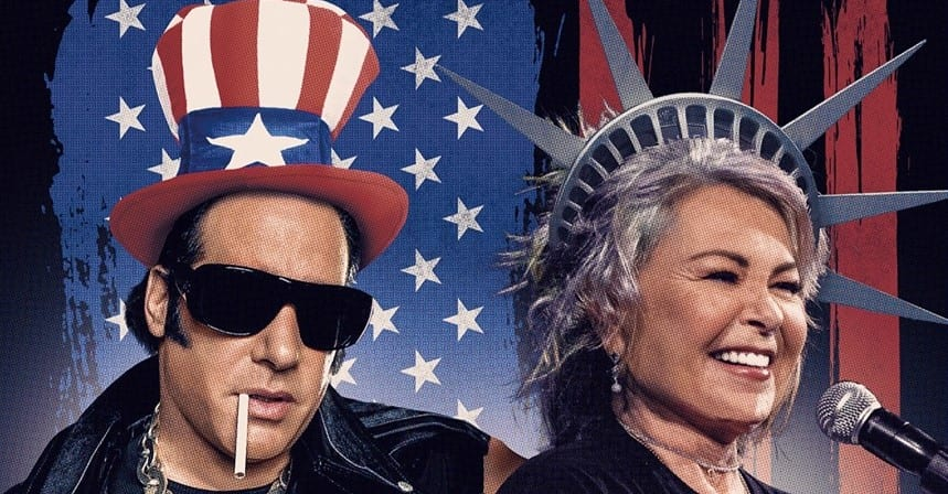 Roseanne Barr, Andrew Clay Plot Politics-Driven Comedy Tour