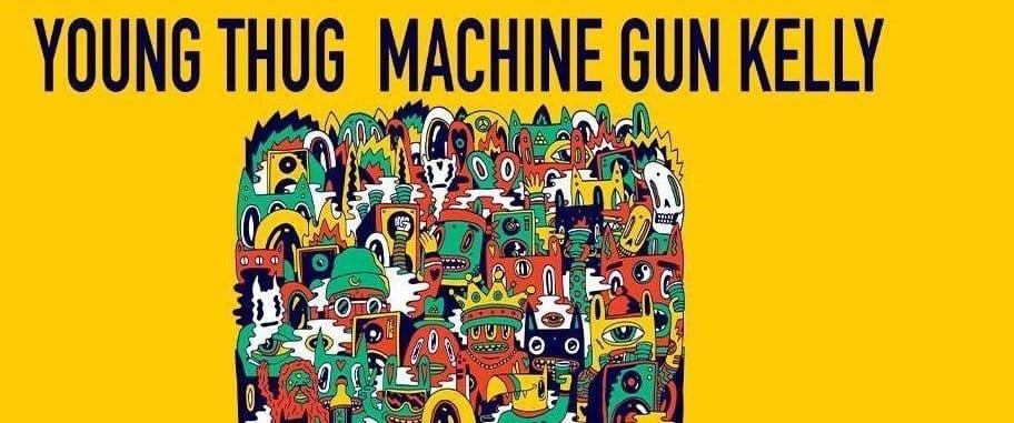 Young Thug, Machine Gun Kelly Reveal Co-Headlining Tour Dates