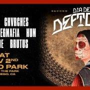Deftones Plot Annual Dia De Los Deftones 2019 Festival