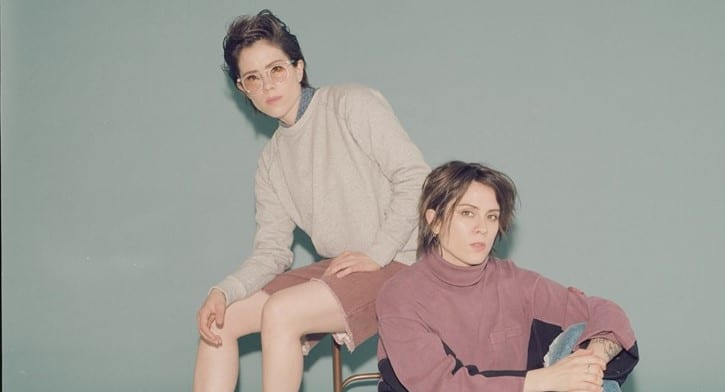 Tegan and Sara Battle Secondary Market, Release Walk-Up Tickets