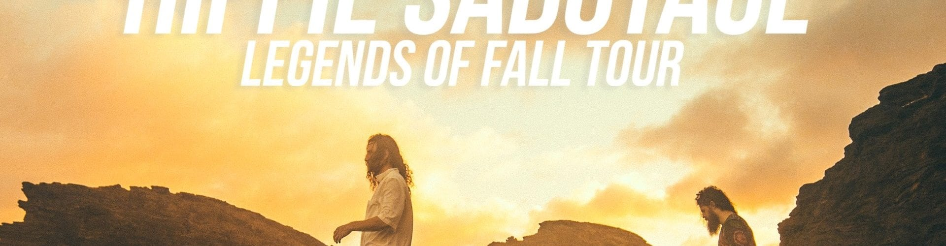 EDM Duo Hippie Sabotage Announce 'Legends of Fall Tour'