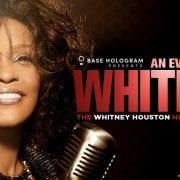 Whitney Houston's Estate Reveals Dates For Hologram Tour