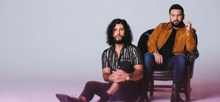 Dan and Shay Plot First Arena Headlining Tour For 2020