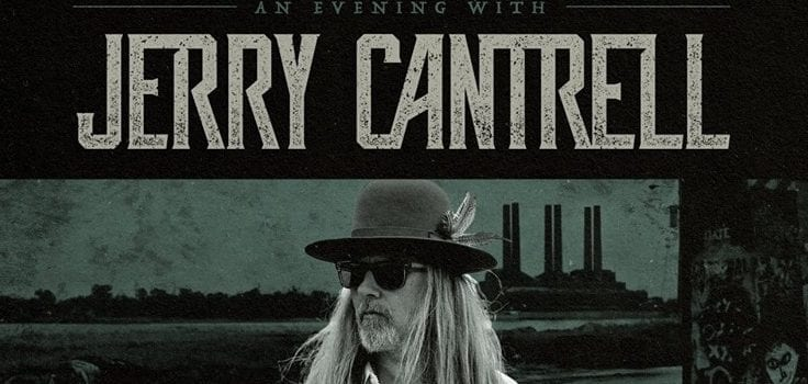 Alice In Chains Frontman Jerry Cantrell To Perform Solo Los Angeles Gig