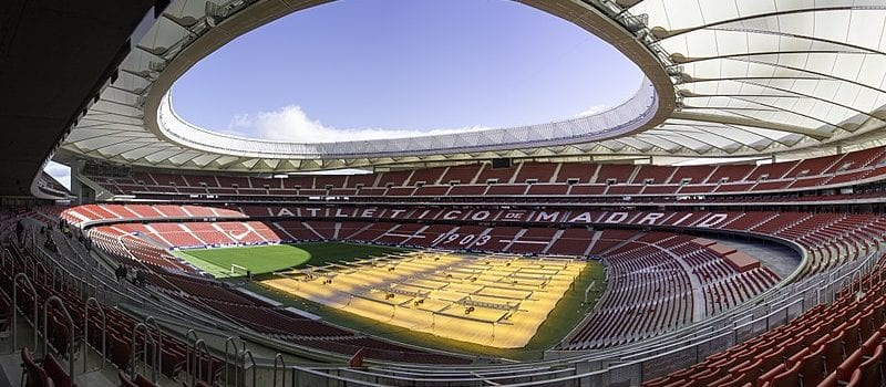 Sports Events 365, Atletico Madrid Help Fans Receive Game-Day Perks