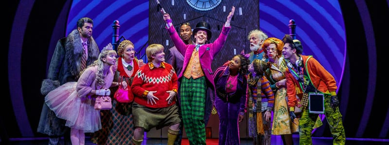 Charlie And The Chocolate Factory National Broadway Tour Begins This Fall