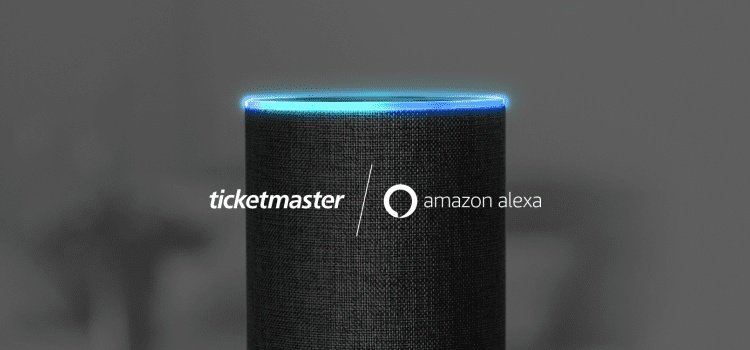 Eventgoers Can Now Use Amazon Alexa To Buy Tickets From Ticketmaster