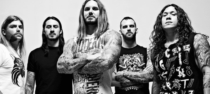 As I Lay Dying Reveal 2019 US Tour Dates Following Reunion