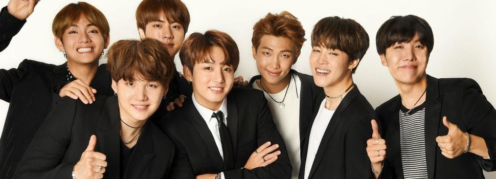 BTS Tickets Remain Hot In Market Top 20