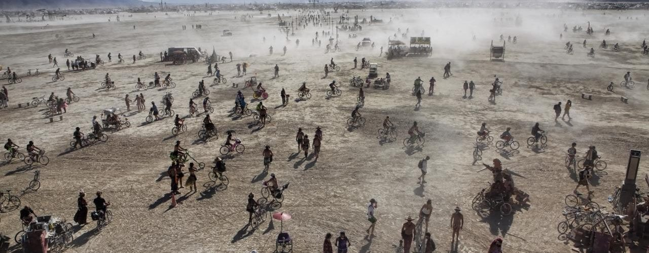 Burning Man Fans Are Furious After Site Faces Technical Issues