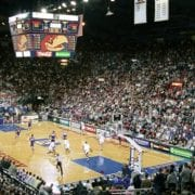 Kansas Athletics Allocates Free Basketball Tickets for First-Gen Students