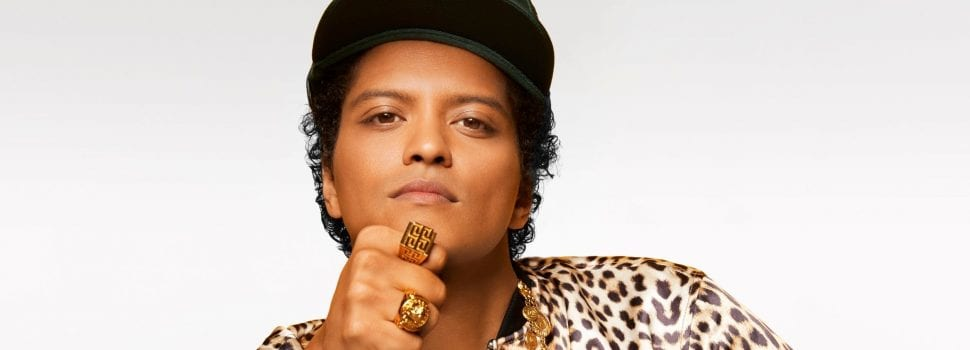 Bruno Mars, Boys II Men Top Mid-Week Best-Sellers