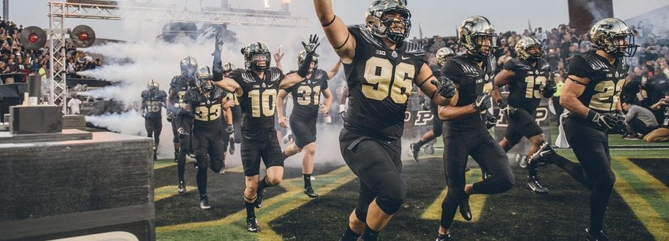 Purdue Reveals 2019 Football Season Ticket Price Increase