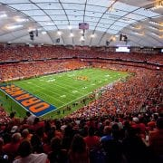 Syracuse Football Season Ticket Sales Soar Ahead of 2019 Season