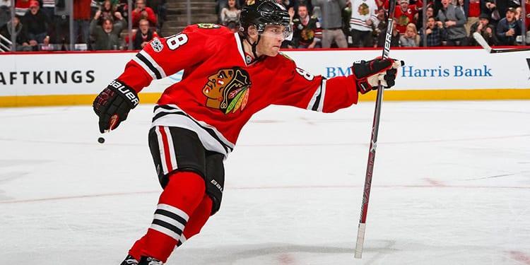 NHL Squads Dominate Weekend Onsale Listings