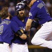 Colorado Rockies Headline Midweek Tickets On Sale