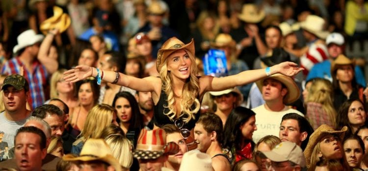 Country Artists, Festivals Take Over Friday Tickets On Sale