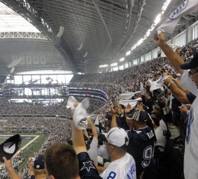 SeatGeek, Dallas Cowboys Formally Announce Ticketing Partnership