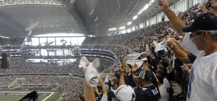 Dallas Cowboys, SeatGeek Enter Primary Ticketing Partnership