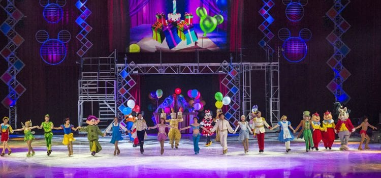 Disney On Ice Dominates Tuesday Tickets On Sale