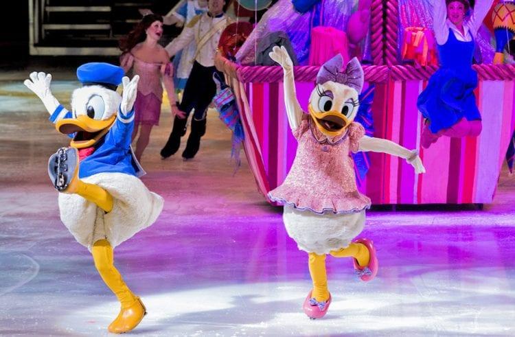 Family Favorites Disney On Ice, PBS Kids Live Dominate Weekend Onsales