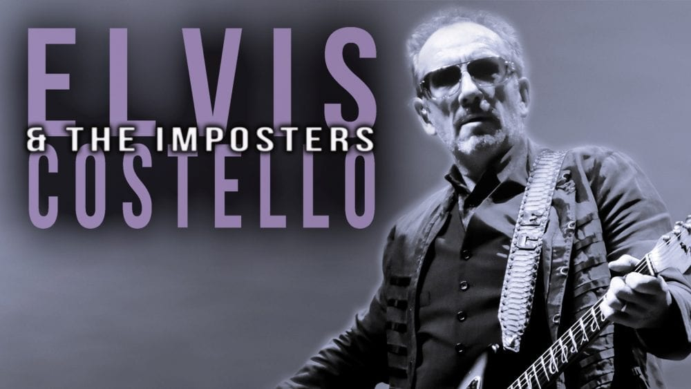 Elvis Costello The Imposters Tour