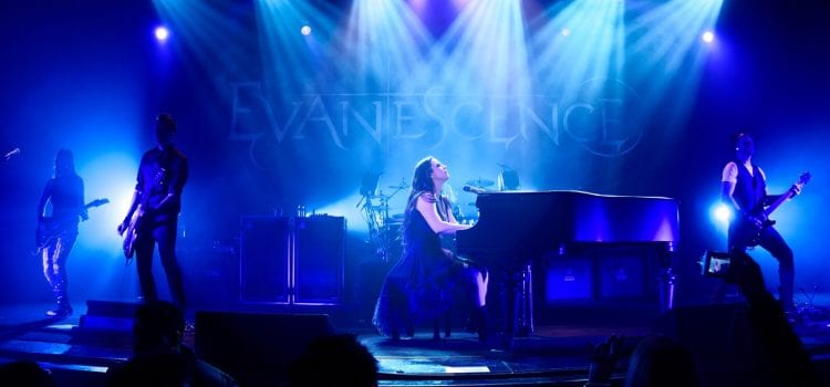 Evanescence, Lindsey Stirling Headline Wednesday Tickets On Sale